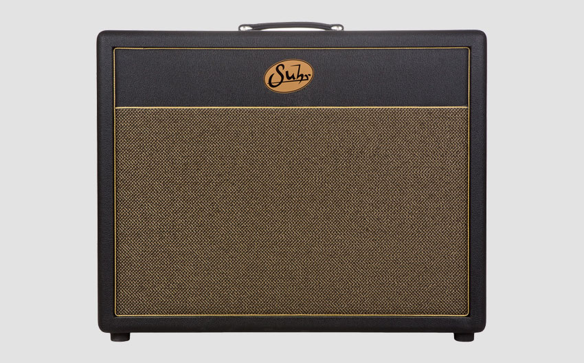 Suhr 2x12 deep extension cabinet