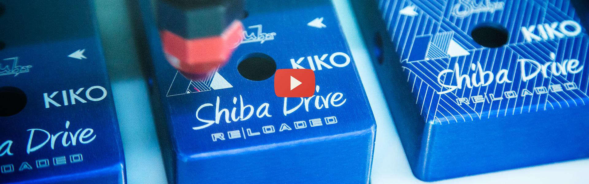 Kiko Loureiro Signature Shiba Drive Video