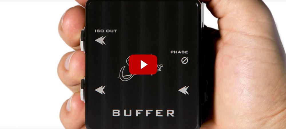 Suhr Buffer Demo Video