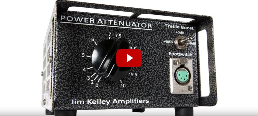 Jim Kelley Power Attenuator Intro Video