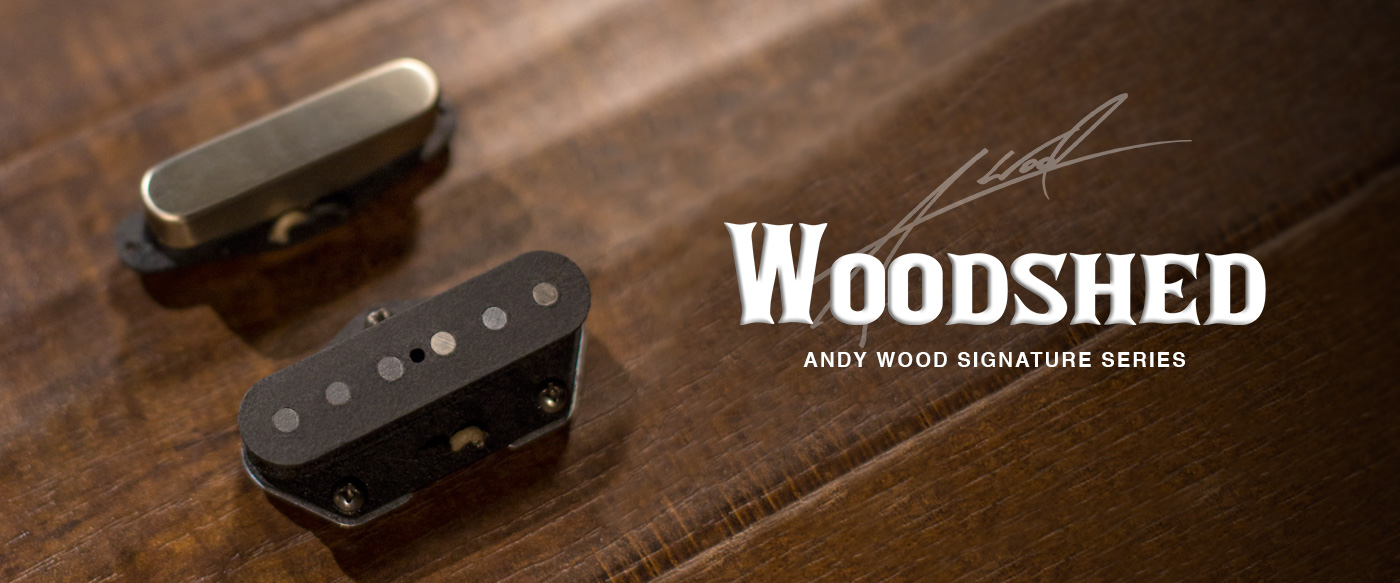 suhr woodshed andy wood signature pickups