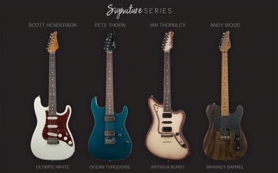 Signature Series Finishes – New For 2018!