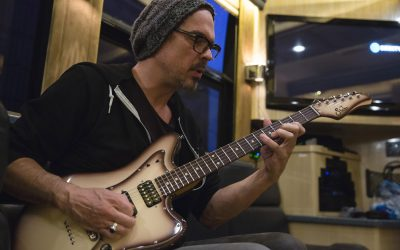 An Interview With Ian Thornley Of Big Wreck
