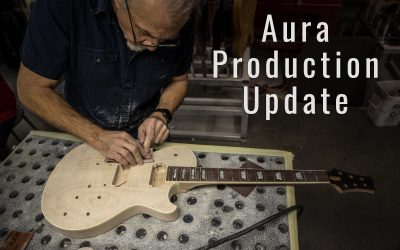 Aura Production Update