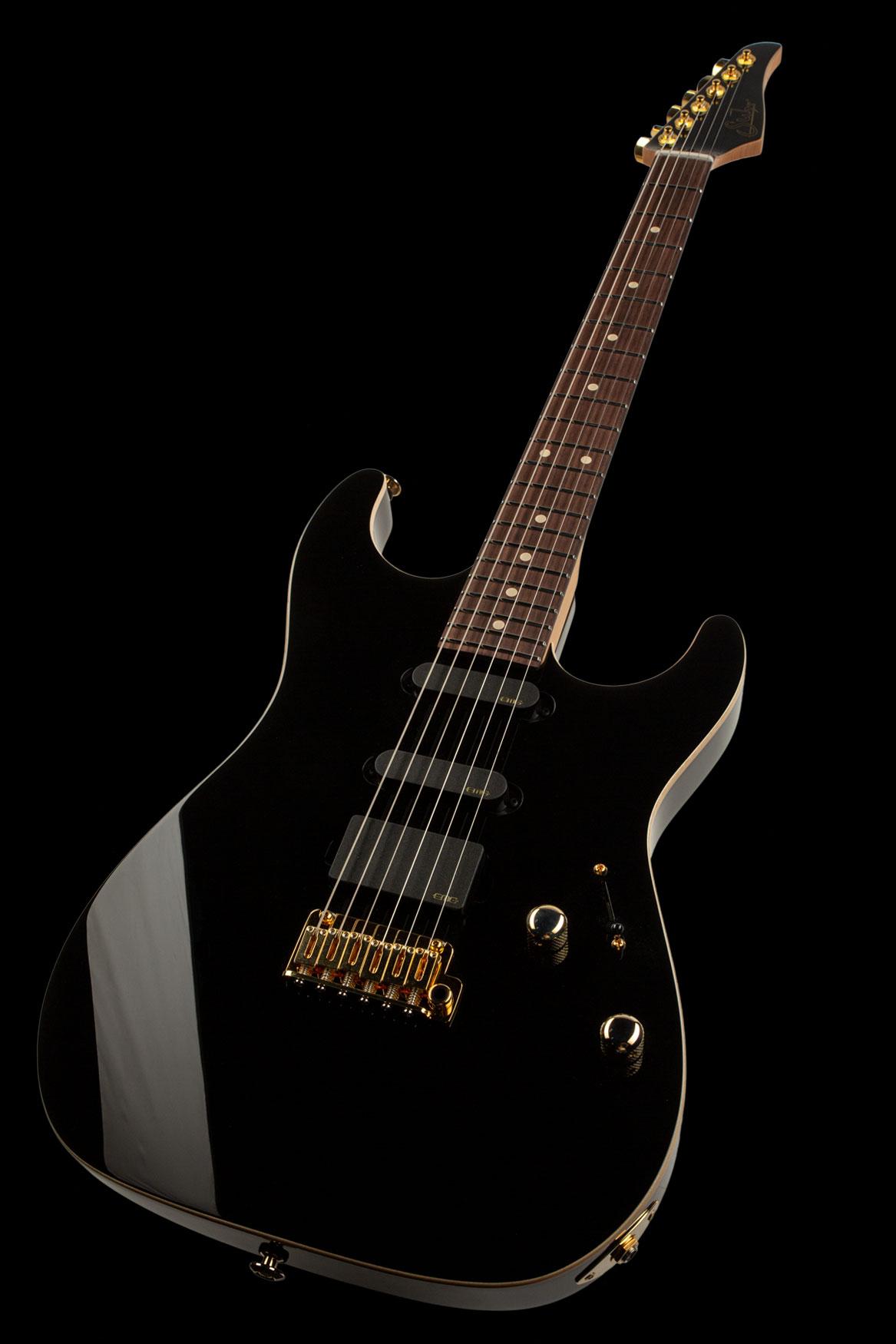 01-LTD-0020: Standard Legacy, Black, Gotoh 510