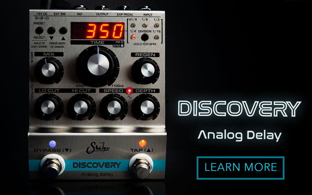 Discovery Analog Delay