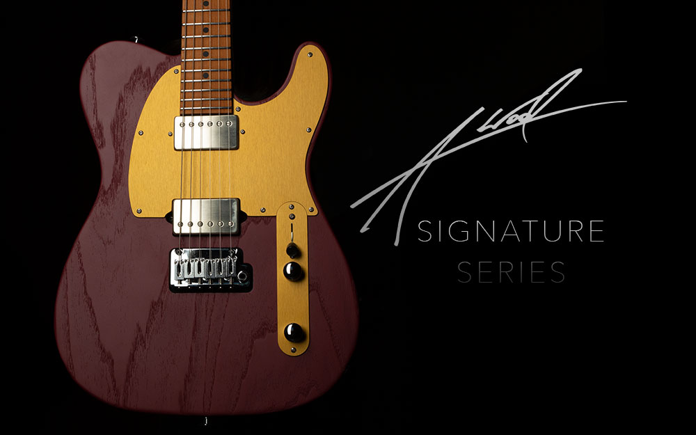 Andy Wood Signature Series