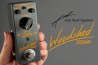 NEW Andy Wood Woodshed Compressor