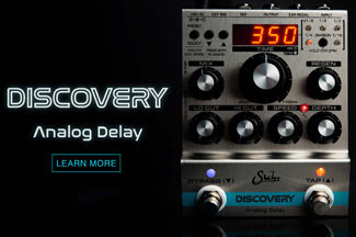 NEW Suhr Discovery Delay